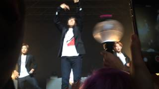 Video 150726 BTS TRBinLA Concert Boys In Luv download MP3, 3GP, MP4, WEBM, AVI, FLV April 2018