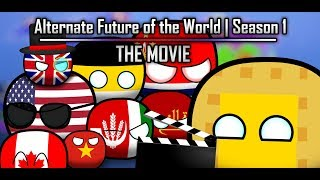 Alternate Future of the World in Countryballs | Season 1 | THE MOVIE