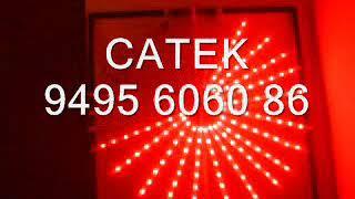 PIXEL LED CIRCLE DESIGN BOARD - CATEK -