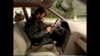 1989 Old Top Gear - Peugeot 605