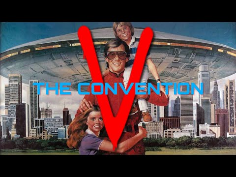 'V' Visitors 1980s. 2000 Convention