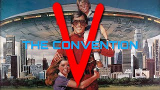 'V' Visitors 1980s. 2000 Convention