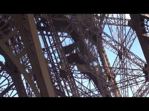 La tour Eiffel, Paris, august 2013