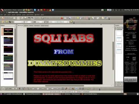 sqli-labs series part 6 (Double Query Injection)
