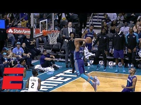 NBA Top 10 Plays: Bridges dunks off glass, Hezonja dunks on Giannis, Collison breaks Ayton's ankles