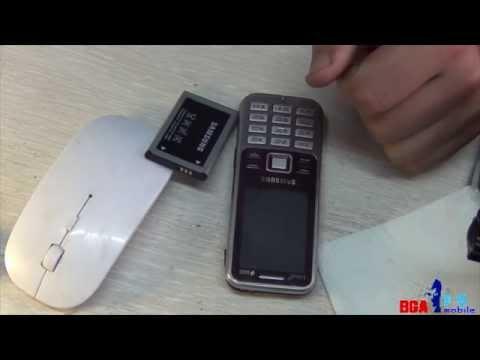 Samsung C3322 самопроизвольная зарядка.