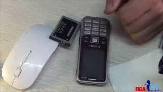 Samsung C3322 мимовільна зарядка.