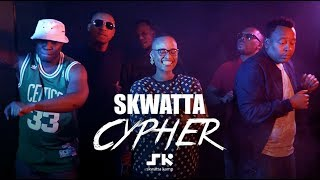 Inspired by the #boombap16challenge that sparked fire in streets earlier this year, skwatta kamp decided to set off their own cypher having every member ...