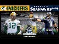 An Unforgettable Comeback! (Packers vs. Seahawks 2014 NFC Championship)