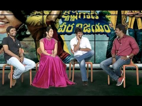 Krishna Gaadi Veera Prema Gaadha Exclusive Interview   Nani   Mehreen Pirzada   Hanu Raghavapudi