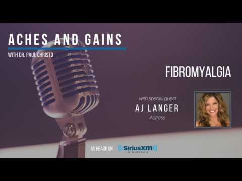 Fibromyalgia Pain with Celebrity Guest AJ Langer