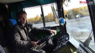 Вслух.ru: За рулем МАЗ-103. Испытано на себе