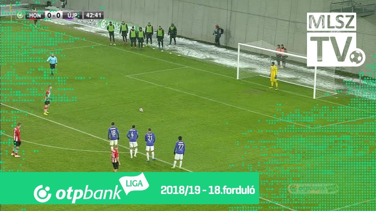 Budapest Honvéd – Újpest FC | 2-2 | (1-0) | OTP Bank Liga | 18. forduló | MLSZTV