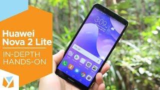 Huawei Nova 2 Lite Hands-on
