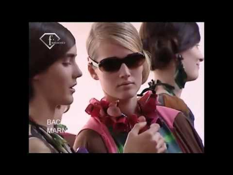 Toni Garrn Talks - First Face Countdown Spring 2009 Model #3 | FashionTV - FTV