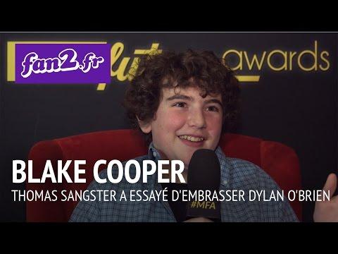 Blake Cooper :
