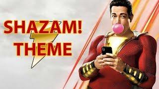 Shazam! Theme Suite: Benjamin Wallfisch
