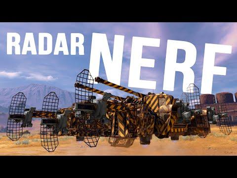 Radar Armor Nerf? Crossout News