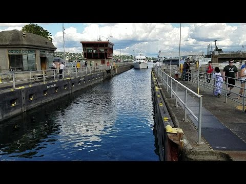 Hiram M Chittenden Locks 08 02 2016