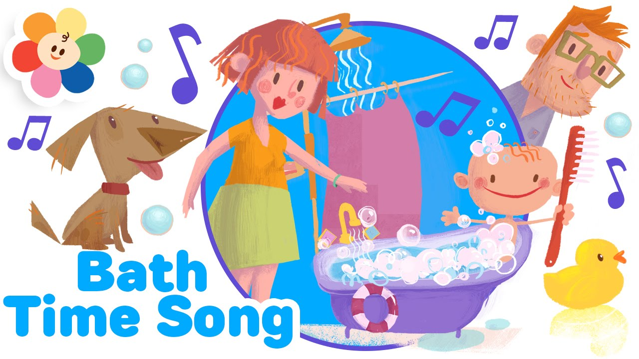 Who Loves Bath Time? Songs for Kids | BabyFirst Original ...
