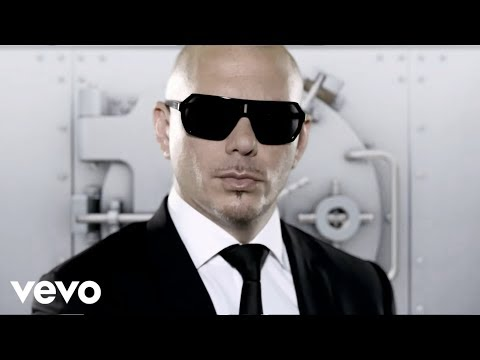 (+) Back in Time - Pitbull