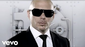 Pitbull - Back in Time (Official Video)