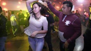(Baile Sonidero) El Amor de Mi Nena - Grupo Qué Nota Tema Nuevo 2015   Filmaciones Contreras