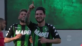 Il gol di Politano - Sassuolo - Fiorentina 1-0 - Giornata 34 - Serie A TIM 2017/18