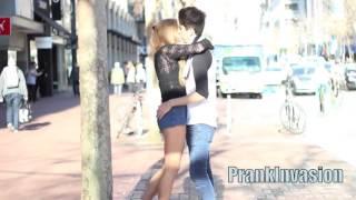 ТОП 10 KISSING PRANK | Поцелуйные пранки #1