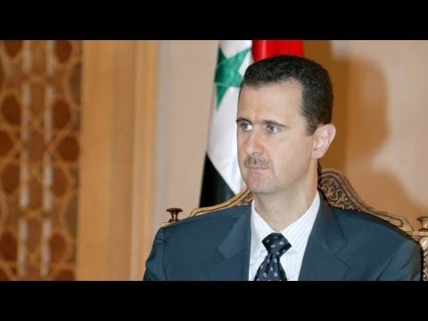 Human Rights Watch Accuses Assad of Executing Civilians