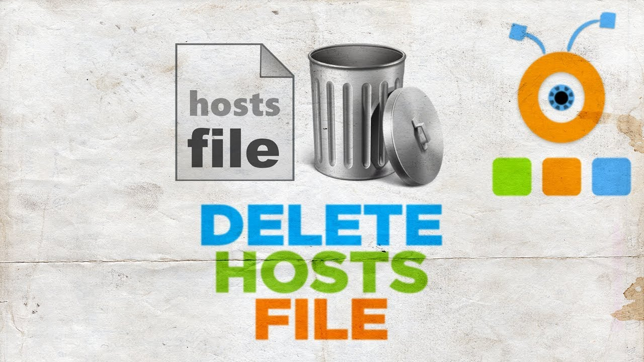 How to remove hosts