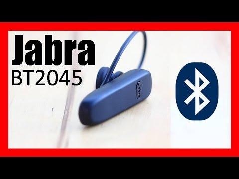 Jabra BT2045 Bluetooth Headset - Cheap and Cheerful