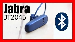 Jabra BT2045 Bluetooth Headset - Cheap and Cheerful