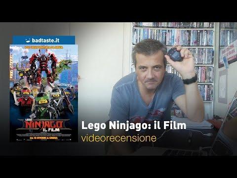 Lego Ninjago: il Film, di Charlie Bean, Bob Logan e Paul Fisher | RECENSIONE