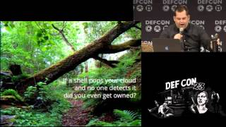 DEF CON 23 - Zack Fasel - Seeing through the Fog