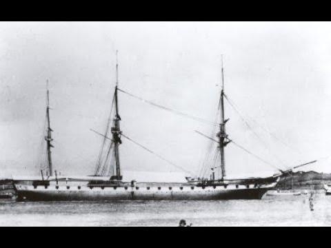 HMS Mersey - Guide 250