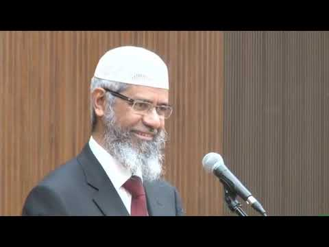 Dr Zakir Naik at Malaysian University. 8 Dec 2017 Night. Shared by Dr Sulaiman Qureshi.