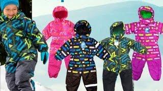Детский зимний комбинезон от Интернет-магазин одежды