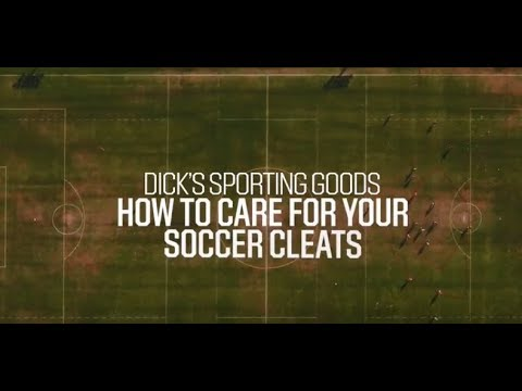 How to Care for Your Soccer Cleats