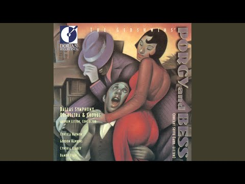 Porgy and Bess: Act I Scene 1: Introduction - Jasbo Brown