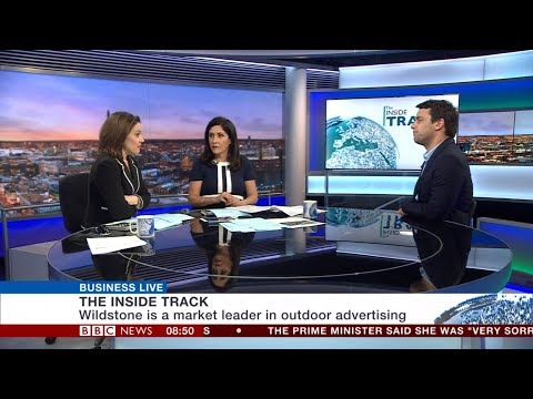 BBC News - The Inside Track Interview with Damian Cox