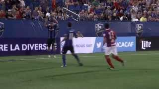 BUT! GOAL! Marco Di Vaio | vs CD FAS | CONCACAF Champions League