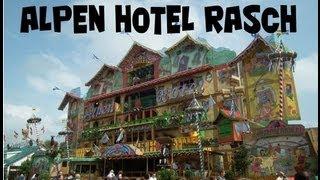 Alpen Hotel Rasch Walktrough, Hamburg Sommerdom