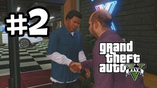 grand theft auto 5 part 2 walkthrough gameplay complications gta v lets play playthrough