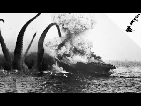 5 Lake & Sea Monsters Supposedly Caught on Camera