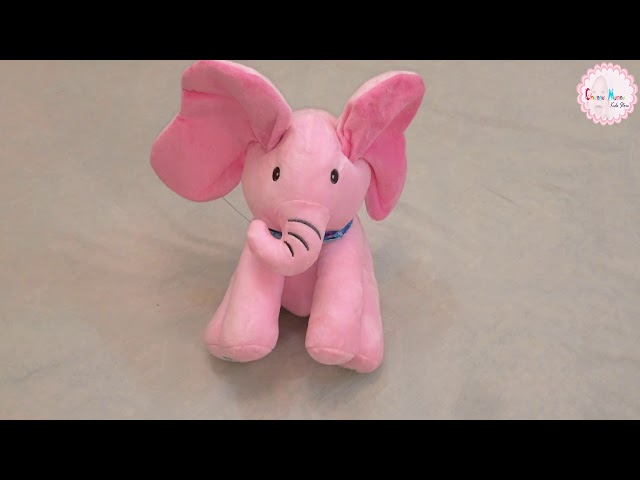 Peekaboo 😍Flappy Elephant 🐘Is Here Babies best Friend Stuff Toy