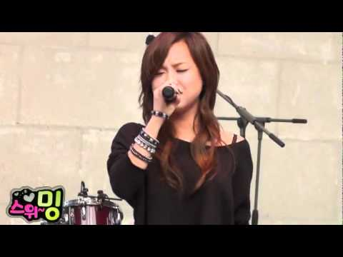 110904_  Suddenly Kim Bo Kyung Live