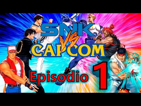La Batalla entre SNK y CAPCOM - Documental - Nº 1: Los Inicios - (English subtitles)