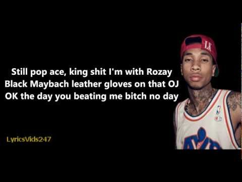 Dope 187 Lyrics  Tyga Feat Rick Ross  HD