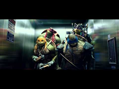 TEENAGE MUTANT NINJA TURTLES - Official Film Clip -